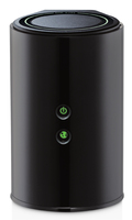 D-Link DIR-820L Dual-band (2.4 GHz/5 GHz) Fast Ethernet Nero router wireless