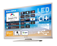 "Salora 40LED8110CSW 40"" Full HD Smart TV Wi-Fi Bianco LED TV"