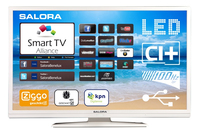 "Salora 50LED8110CSW 50"" Full HD Smart TV Bianco LED TV"