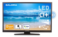 "Salora 32LED8105CD 32"" HD Nero LED TV"
