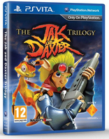 Sony The Jak and Daxter: Trilogy, PS Vita PlayStation Vita Inglese videogioco