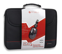 Techly Kit borsa per Notebook 15.6