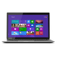 "Toshiba KIRAbook 13 i7 Touch 2GHz i7-3537U 13.3"" 2560 x 1440Pixel Touch screen Argento Computer portatile"