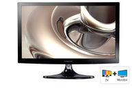 "Samsung LT19C300EW 18.5"" HD TN+Film Nero monitor piatto per PC LED display"