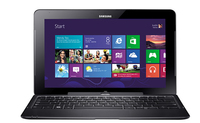 "Samsung ATIV PC Pro 1.7GHz i5-3317U 11.6"" 1920 x 1080Pixel Touch screen Nero Ibrido (2 in 1)"
