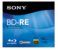 Sony 25GB BD-RE 25GB BD-RE
