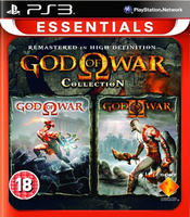 Sony God of War: Collection - Essentials, PS3 PlayStation 3 Inglese videogioco