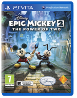 Sony Epic Mickey 2: The Power of Two, PS Vita PlayStation Vita Inglese videogioco