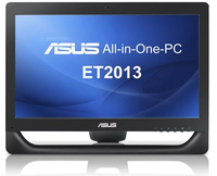 "ASUS ET 2013IUKI-B004M 2.6GHz G550 20"" 1600 x 900Pixel Nero PC All-in-one"