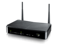 ZyXEL SBG3300-N Gigabit Ethernet 3G Nero router wireless