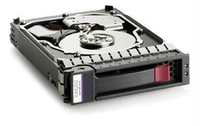 HP MSA2 500GB 7.2K 3.5-inch SATA HDD 500GB SATA disco rigido interno