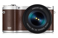 Samsung NX NX300 + ED II 20-50mm MILC 20.3MP CMOS 5472 x 3648Pixel Marrone