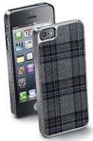 Cellularline CAMBRIDGEIPHONE52 Cover Multicolore custodia per cellulare
