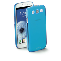 Cellularline COOLGALAXYS3B Cover Blu custodia per cellulare