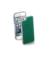 Cellularline STYLEIPHONE5G Cover Verde custodia per cellulare