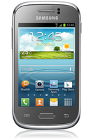 Samsung Galaxy Young GT-S6310 4GB Argento