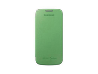 COVER PER SAMSUNG GALAXY S4 MINI FLIP GREEN BULK