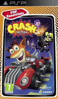 Sony Crash Tag Team Racing, PSP PlayStation Portatile (PSP) ITA videogioco