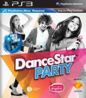 Sony DanceStar Party, PS3 PlayStation 3 ITA videogioco