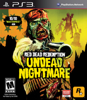 Sony Red Dead Redemption: Undead Nightmare, PlayStation 3 PlayStation 3 ITA videogioco