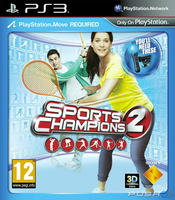 Sony Sports Champions 2, PS3 PlayStation 3 ITA videogioco