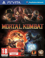 Sony Mortal Kombat, PS Vita PlayStation Vita ITA videogioco