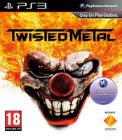 Sony Twisted Metal, PS3 PlayStation 3 ITA videogioco