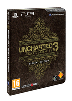 Sony Uncharted 3: Special Edition, PlayStation 3 PlayStation 3 ITA videogioco