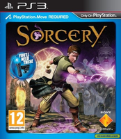 Sony Sorcery, PS3 PlayStation 3 ITA videogioco
