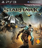 Sony Starhawk, PS3 PlayStation 3 ITA videogioco