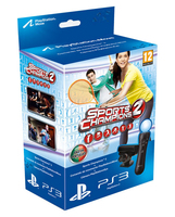 Sony Sports Champions 2 + Move Starter Pack, PS3 PlayStation 3 ITA videogioco