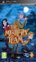 Sony The Mystery Team, PSP PlayStation Portatile (PSP) ITA videogioco