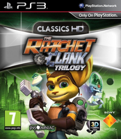 Sony Ratchet & Clank trilogy, PS3 PlayStation 3 ITA videogioco