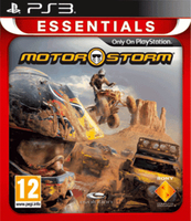 Sony Motorstorm Essentials, PS3 PlayStation 3 ITA videogioco