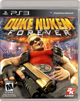 Sony Duke Nukem Forever, PlayStation 3 PlayStation 3 ITA videogioco