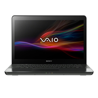 "Sony VAIO SVF15A1Z2E 2GHz i7-3537U 15.5"" 1920 x 1080Pixel Touch screen Nero Computer portatile"