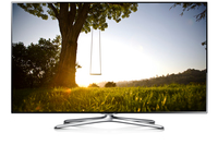 "Samsung UE50F6750SS 50"" Full HD Compatibilità 3D Smart TV Wi-Fi Argento LED TV"