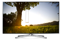 "Samsung UE40F6640SS 40"" Full HD Compatibilità 3D Smart TV Wi-Fi Carbonio LED TV"