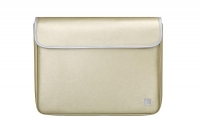 "Sony Fashion Carry Pouch 14.1"" Ventriquattore da donna Oro"