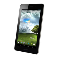 ASUS Fonepad 7 ME371MG 16GB 3G Argento tablet
