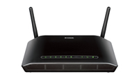 D-Link DSL-2751/E Fast Ethernet router wireless