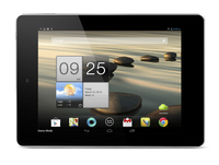 Acer Iconia A1-810 16GB Argento, Bianco tablet