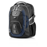 HP 15.6-inch Premier 3 Blue Backpack Nylon Blu, Grigio zaino