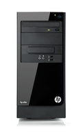 HP Elite 7500 MT 3.2GHz i5-3470 Microtorre Nero PC