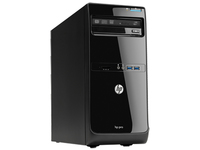 HP Pro 3515 MT 3.4GHz A4-5300 Microtorre Nero PC