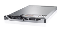 DELL PowerEdge R620 2.4GHz E5-2609 Rastrelliera (1U) server