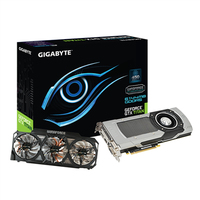 Gigabyte GV-NTITANOC-6GD-B GeForce GTX TITAN 6GB GDDR5 scheda video