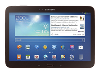 Samsung Galaxy Tab 3 10.1 4G 3G 4G Marrone tablet