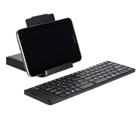 Targus AKF001US Bluetooth QWERTY Nero tastiera per dispositivo mobile