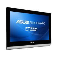 "ASUS ET 2221INTH-B008K 2.7GHz i5-4430S 21.5"" 1920 x 1080Pixel Touch screen Nero PC All-in-one"
